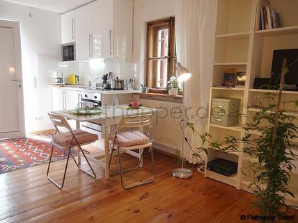 Bild 7 FLATHOPPER.de - Charmante, neu renovierte und ruhige 2-Zimmer- Wohnung mit Sonnenterrasse im Vorgar