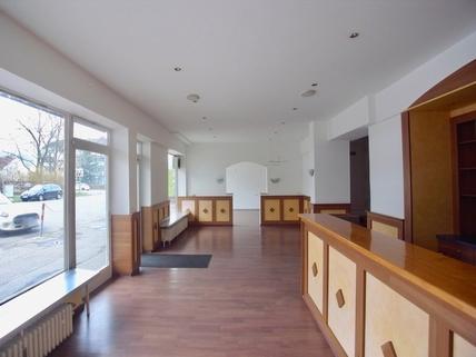 Raum 1 Großzügige Verkaufsfläche in Königsbrunn