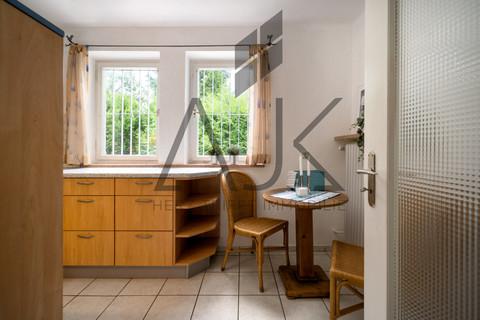 Küche Dieses romantische Reiheneckhaus wird aus dem Dornröschenschlaf erweckt werden - Ein ruhiges Domizil