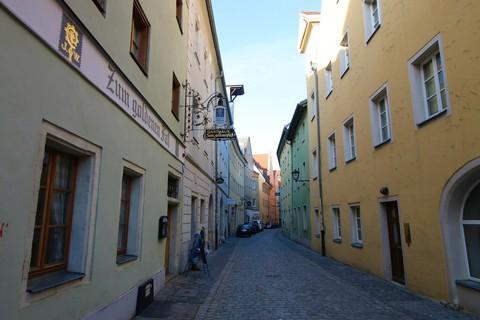 Innenstadt vor der Haustüre Wohnen im Herzen des Weltkulturerbes