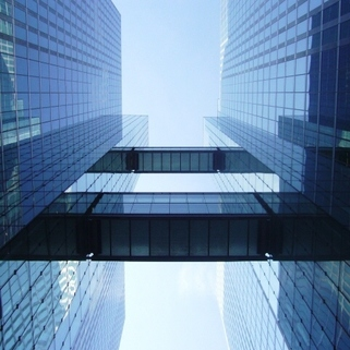 B_F_5_basic STOCK Provisionsfrei - Moderner Glaspalast