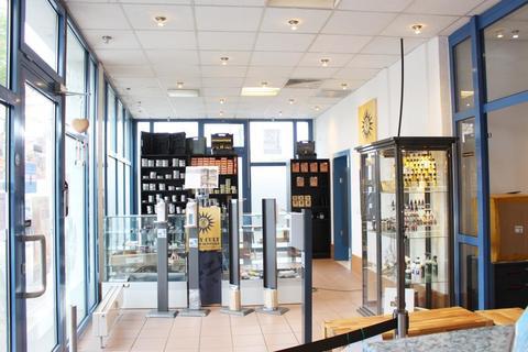 Verkaufsfläche HEGERICH: Großzügige Ladenfläche auf zwei Stockwerken - Beim Fürther Südstadtpark!