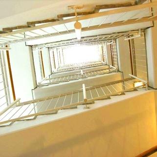 140_Treppenhaus STOCK - PROVISIONSFREI - Preisgünstige Büroräume in Unterschleißheim