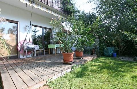 Terrasse Individuell geschnittene DHH in Steinweg