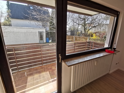 Balkon ruhig gelegene 2-Zi-Whg. mit Balkon