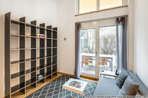Wohnen WALSER: Einzigartige Gelegenheit - Möbliertes Galerie-Apartment für Studenten - zum Sofort-Bezug!