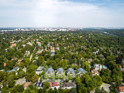 Illu TopView Neubau - großzügige Maisonnettewohnung in super Lage