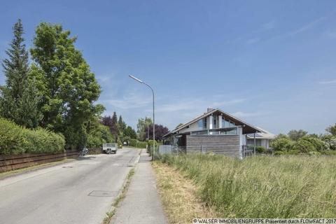 Umgebung WALSER: Traumhaftes Baugrundstück mit Altbestand im Fünf-Seen-Land