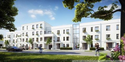 Modernes Wohnesemble in Weilheim Den persönlichen Anspruch verwirklichen: Atelierhaus mit riesiger Dachterrasse und tollem Garten