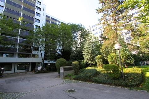 Gebäudekomplex Innen Attraktive Gewerbeeinheit in ruhiger Innenhof-Lage nahe Kustermannpark