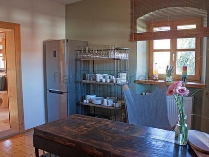 Bild 6 FLATHOPPER.de - Hochwertige 4-Zimmer-Wohnung im denkmalgeschützem Haus in Grassau bei Chiemsee
