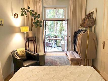 Bild 5 FLATHOPPER.de - Charmante und ruhige 2-Zimmer-Altbauwohnung in München - Isarvorstadt