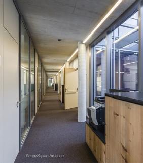 09 moderne Büroflächen im Hall-Haus zu vermieten