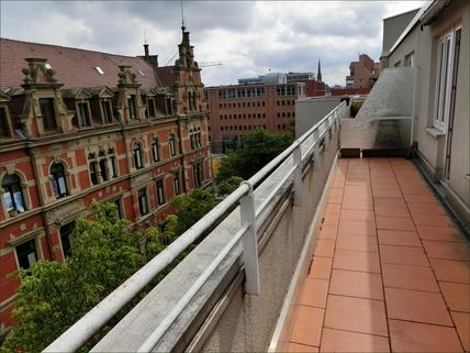 Balkon ==Neidische Nachbarn,mit dieser schicken Wohnung kein Problem !!==
