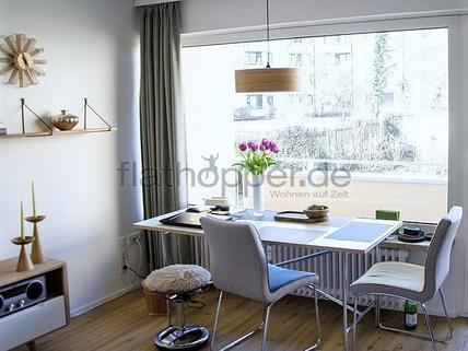 Bild 5 FLATHOPPER.de - Hochwertiges Apartment mit Balkon - auch für Homeoffice - in Schwabing - Freimann