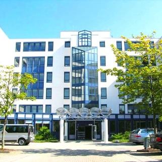133_Gesamt_1 STOCK - PROVISIONSFREI - Preisgünstige Büroräume in Unterschleißheim