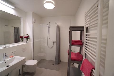 ...bodengleicher Dusche **Leopold-Carré am Schwabing Tor**Großzügig geschnittenes Appartement auf höchstem Niveau*Möbliert**Frei ab 01.05.2019**