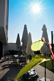 Detailfoto Bauhausvilla-Design trifft Familie!