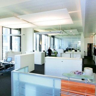 Grossraum 1 Erstklassige Büroräume in der Parkstadt Schwabing