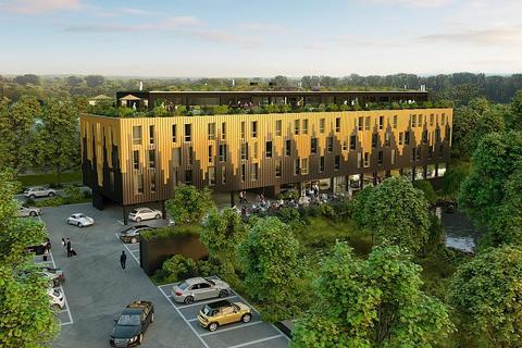 Bild 8 FLATHOPPER.de - Hochwertige Serviced Designapartments im Neubau- Hotelkomplex bei Rosenheim