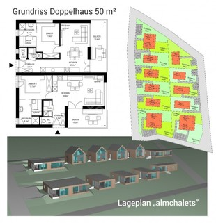 Doppelhaus50.jpg Die neue Generation der Ferienhäuser: modernste Chalets in Hirschegg