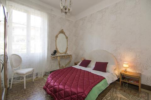 Camera letto 4 Villa Italien im Liberty-Stil