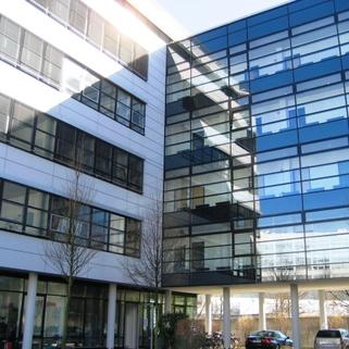 Außen2 Attraktives Büro am Hirschgarten