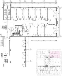 Grundriss STOCK - Ismanings hochwertigstes Bürogebäude