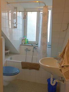 Bad Schnuckelige Wohnung unter dem Dach!!
