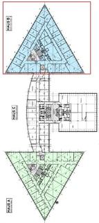 Grundriss 2 OG Repräsentativ und umgeben von viel Grün