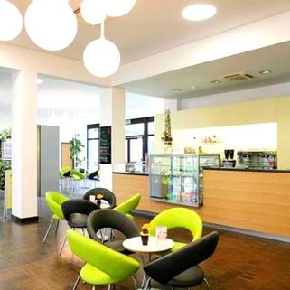 Innen1 CAMPUS M... Moderne, hochwertig ausgestattete Büroeinheit im Münchner Osten