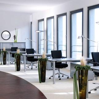 buero4 Aufsehen erregende Büros